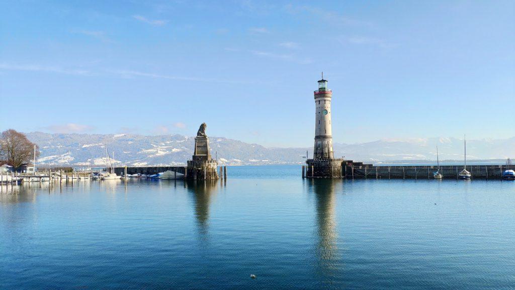 Lindauer_Hafeneinfahrt